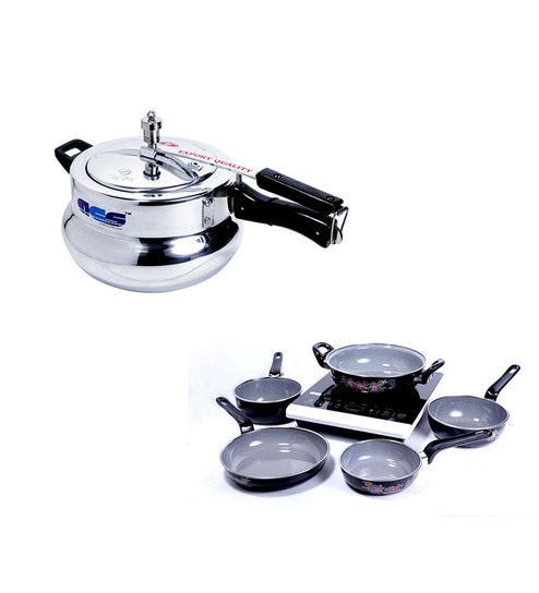Kitchen King Combo Combo Acs Cookie Induction Based Pressure