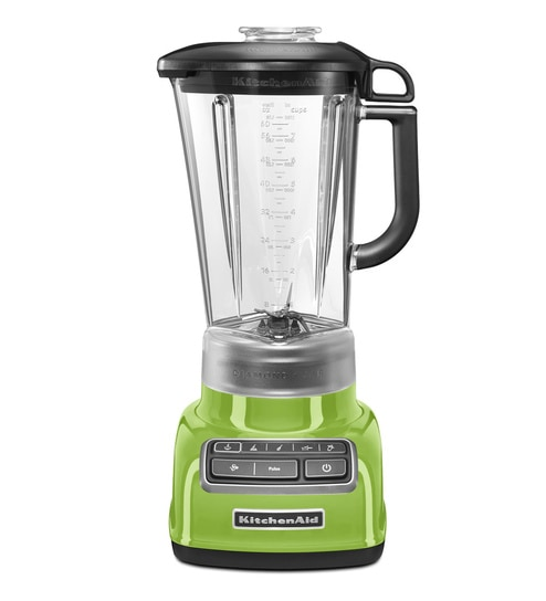 KitchenAid 4 Speed Diamond Blender in Green Apple (5KSB1585DGA)