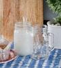 Kilner Clear Glass 400 ML Mug - Set of 6