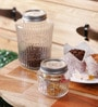 Kilner Clear Glass Jar Set of 2