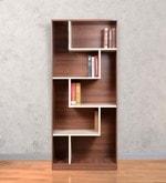 Kosmo Book Shelf  in Woodpore Finish