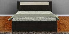 Kosmo Delta Queen Size Bed with Box Storage