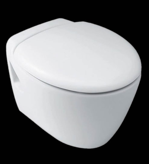 Charmant Kohler Prequile White Ceramic Water Closet With Seat Cover