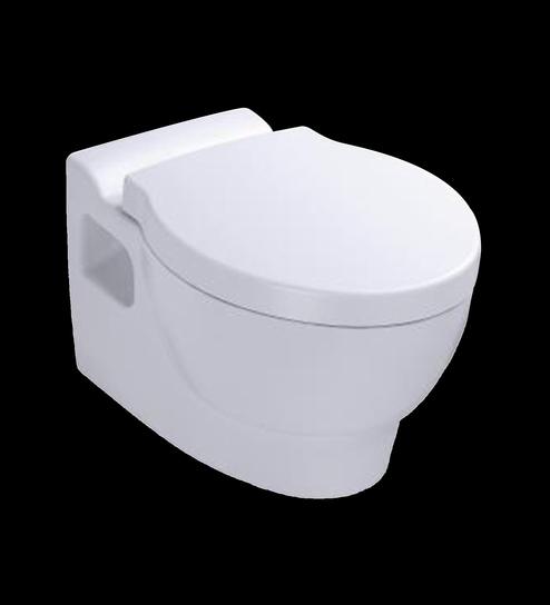 Kohler White Ceramic Ove Wall Hung Toilet