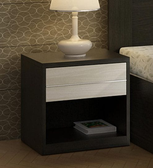 Kosmo Delta Bed Side Table By Ewood
