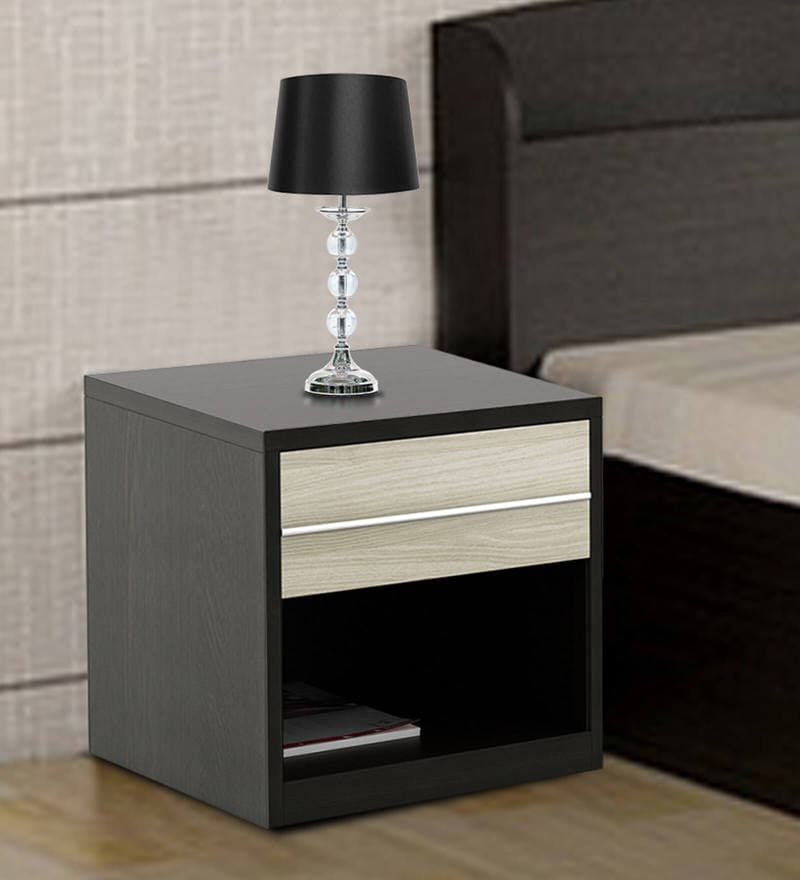 Kosmo Delta Bed Side Table by Spacewood