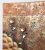 Kokoon Canvas 31 x 1.5 x 47 Inch Oil & Metal Work Wall Painting