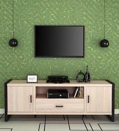 Kuro Large TV Unit in Sonoma Oak Finish