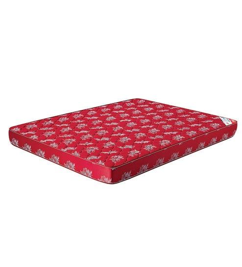 Buy Kurlo Bond Single Bed 78x36x5 Coir Mattress Free Pillow By
