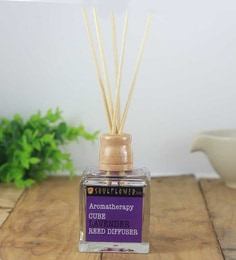 Lavender Cube Reed Diffuser