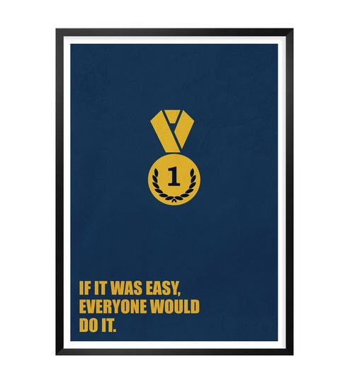 Buy Lab No4 The Quotography Department Paper Pu Frame 13 X 1 X
