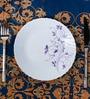 La Opal Diva Dazzle Purple Opal Ware Quarter Plate Set of 6