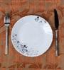 La Opala Diva Mystrio Black Opal Ware Quarter Plate - Set of 6