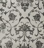 Lalco Interiors Grey & Black High Quality Paper Tryst Wallpaper