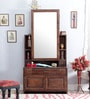 Nashville Dressing Table in Provincial Teak Finish by Woodsworth