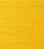 Square Yellow Jute Floor Lamp by Lavish