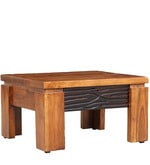 Leopold Solidwood Coffee Table in Brown Colour