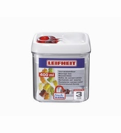 Leifheit Fresh&Easy Transparent 400 Ml Storage Container