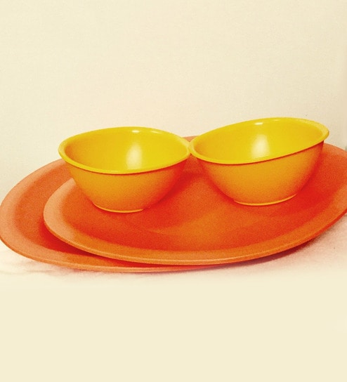 Legacy Plastic Dinner Set - Set of 8 by Tupperware & Buy Legacy Plastic Dinner Set - Set of 8 by Tupperware Online ...