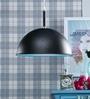 Metal Pendent Single HL3798 by LeArc Designer Lighting