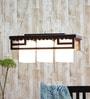 Wood Glass Pendent HL3856-3 by LeArc Designer Lighting