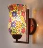 Multi Coloured Wall Light WL1962 by LeArc Designer Lighting