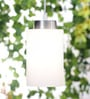 Glass Metal Pendent Single HL3857-1 by LeArc Designer Lighting