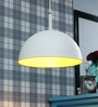 Metal Pendent Single HL3803 by LeArc Designer Lighting