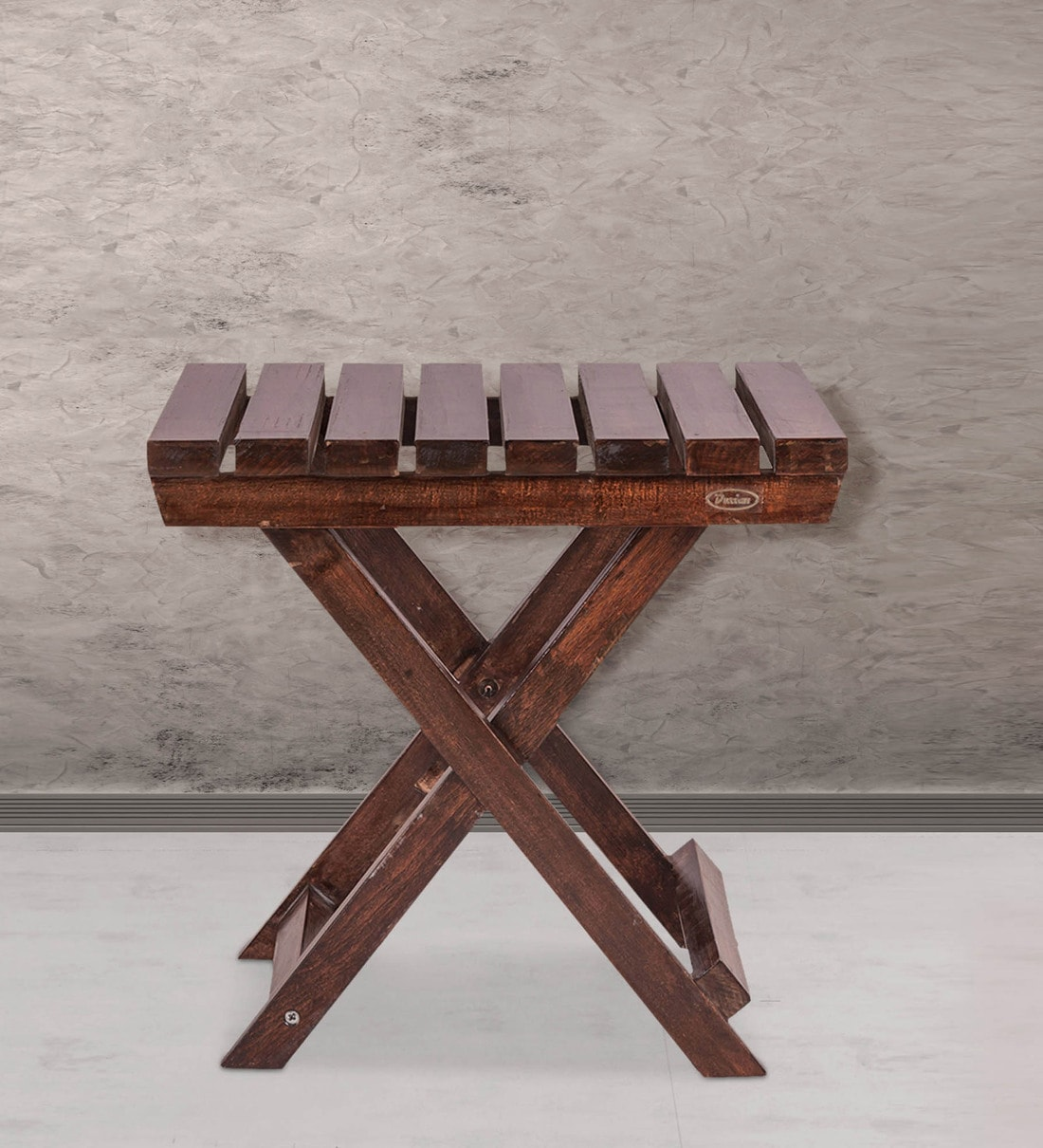 Buy Lindy End Table In Brown Colour By Durian Online Contemporary End Tables Tables Furniture Pepperfry Product