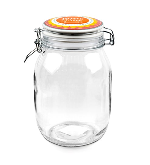 Buy Living Essence ZES Multicolour 1L Homemade Storage Canister