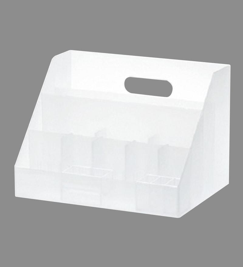 Like-It Polypropylene Desk Organizer