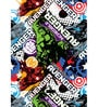 Licensed Marvel Incredible Avengers Digital Printed with Laminated Wall Poster by Orka