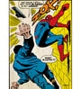 Licensed Marvel Spiderman Comic Digital Printed with Laminated Wall Poster by Orka