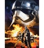 Licensed Starwars Storm Trooper Printed Digital Printed with Laminated Wall Poster by Orka
