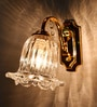 Transparent Glass Wall Lamp by LightsPro