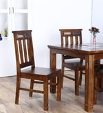 Lanford Dining Chair in Provincial Teak Finish