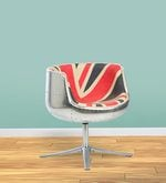 London Accent Chair in Multi Colour