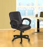 Low Back Black Ergonomic Chair