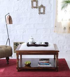 Louis Coffee Table In  Provincial Teak Finish - 1602438