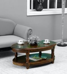 Oval Coffee Tables Buy Oval Coffee Tables Online In India At Best Prices Coffee Tables Pepperfry
