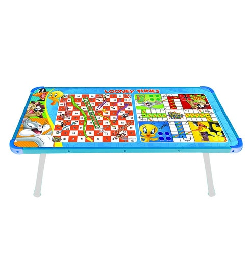 a04204f06 Buy Looney Tunes Multipurpose Gaming Foldable Table in Multicolour by  Salasar Online - Kids Study Tables - Kids Study - Kids Furniture -  Pepperfry Product