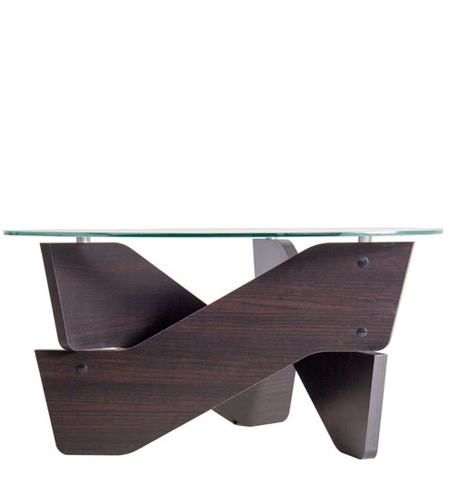 Loop S Coffee Table With Gl Top
