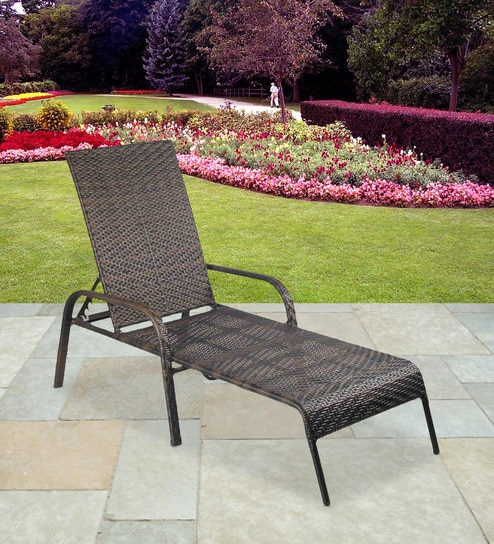 Buy Lounge Chair In High Quality Wicker By Ventura Online Outdoor