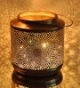 Rome Antique Copper Metal Lantern by Logam