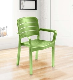 Luxury Chair In Green Colour - 1622011