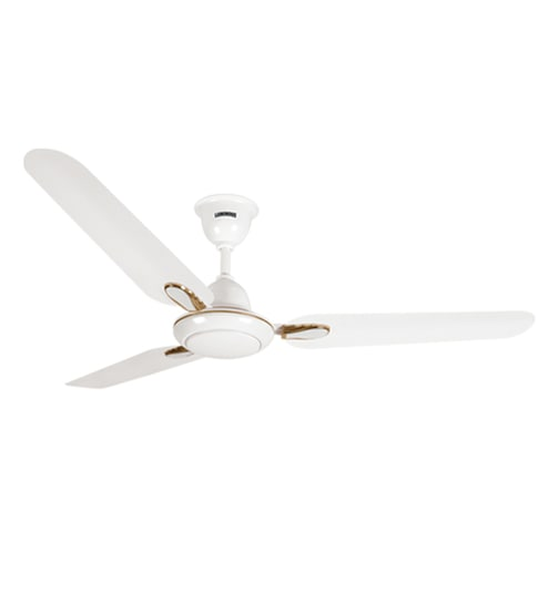 Buy luminous dhoom 1200 mm white ceiling fan online ceiling fans luminous dhoom 1200 mm white ceiling fan mozeypictures Gallery