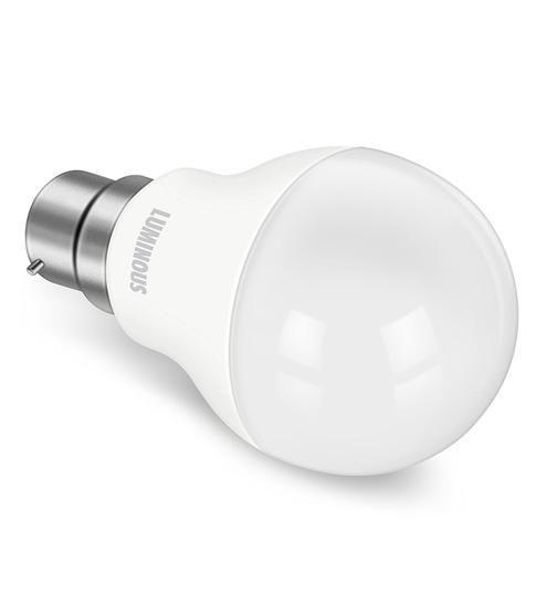 Luminous Shine Eco White 7W LED Bullb