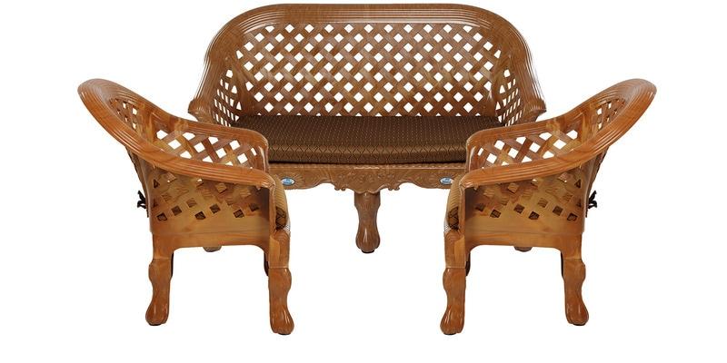 Luxura Sofa Set by Nilkamal