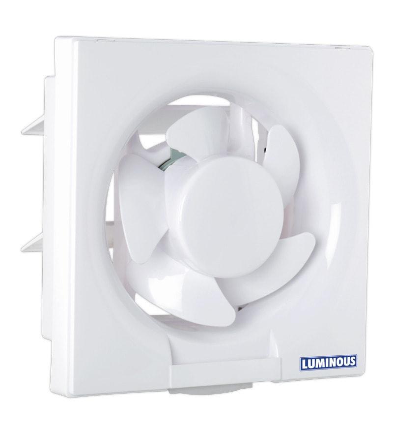 Luminous Exhaust Fan Vento Deluxe 150 mm