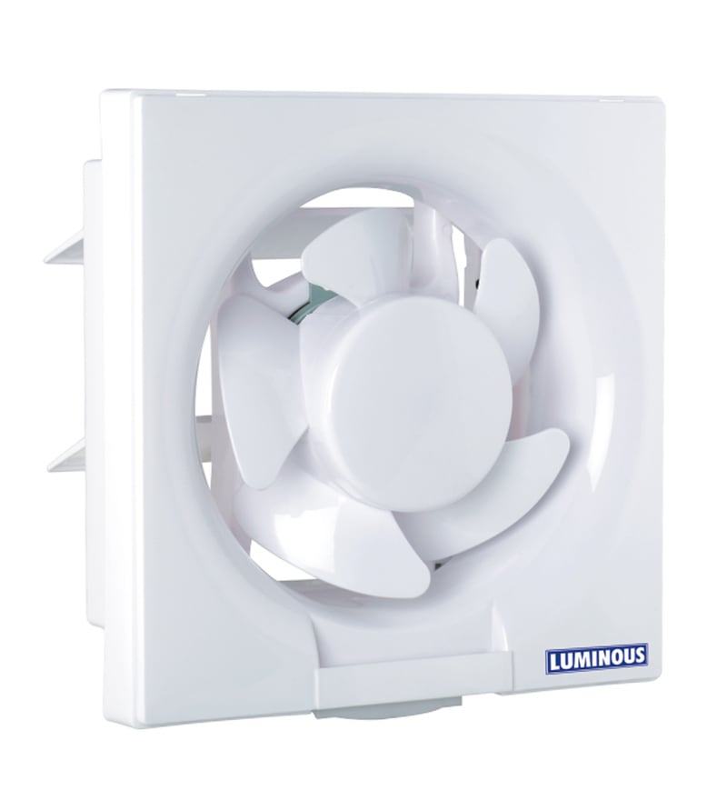 Luminous Lum Vento 150 mm DLX Ventilation White Fan